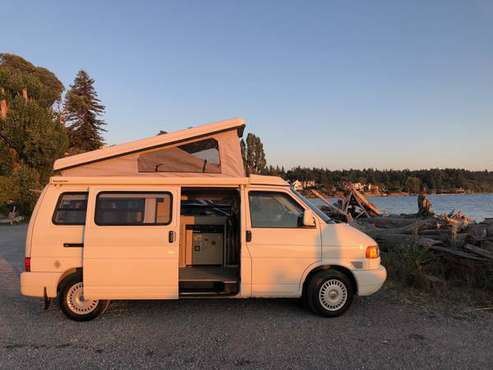 2000 Winnebago Eurovan Camper 151k miles for sale in Seattle, WA