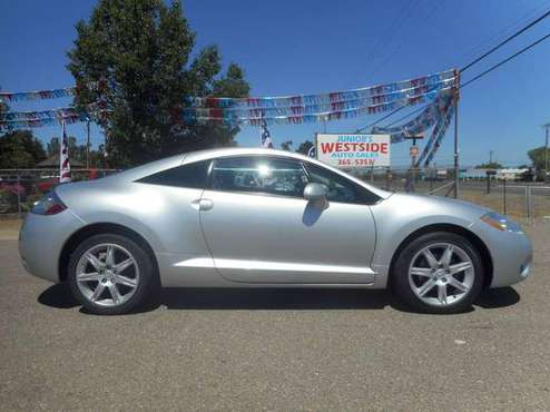 2007 MITSUBISHI ECLIPSE SE NEW TIRES! for sale in Anderson, CA