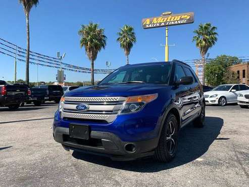 2013 Ford Explorer XLT w/ 3rd row, CLEAN**JUAT REDUCED** for sale in San Antonio, TX