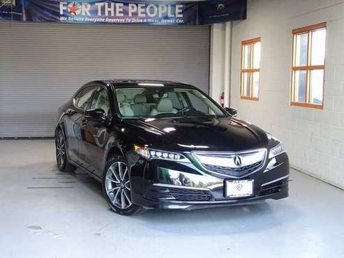 2015 Acura TLX 3.5L V6 !!Bad Credit, No Credit? NO PROBLEM!! for sale in WAUKEGAN, IL
