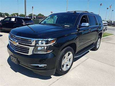2018 CHEVROLET TAHOE PREMIER 4WD FULLY LOADED-BEST SUV ON THE ROAD!!! for sale in Norman, OK