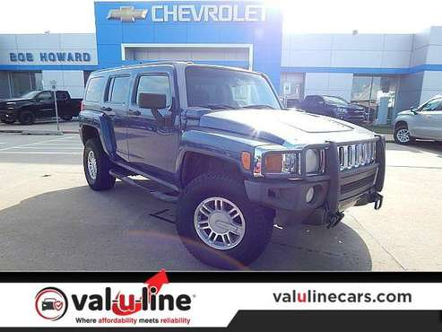 2006 HUMMER H3 Slate Blue Metallic Great Price**WHAT A DEAL* for sale in Edmond, OK