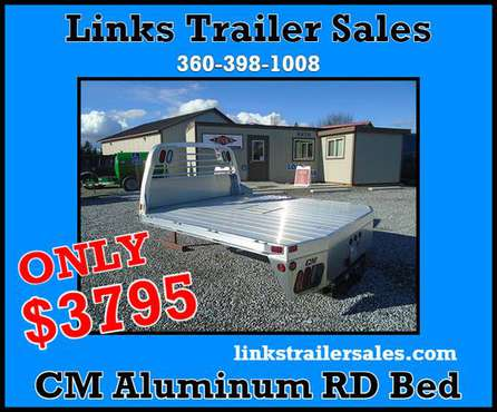 CM Aluminum Truck Bed (163615) for sale in Lynden, WA