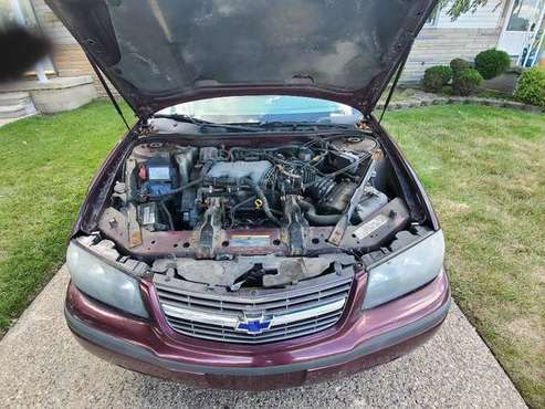 2001 Chevy Impala for sale in Lincoln Park, MI