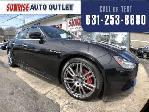 2016 Maserati GHIBLI - Down Payment as low as: for sale in Amityville, NY