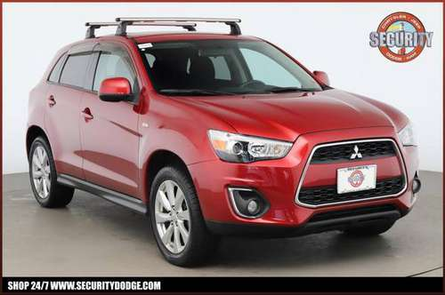 2015 MITSUBISHI Outlander Sport ES Crossover SUV for sale in Amityville, NY