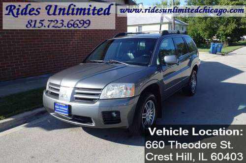 2005 Mitsubishi Endeavor Limited for sale in Crest Hill, IL