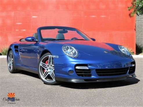 2008 Porsche 911 2DR CABRIOLET TURBO for sale in Tempe, OR