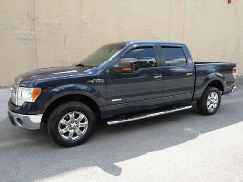 ** 2013 FORD F150 XLT * SUPER CREW * ECO BOOST * CLEAN ** - cars &... for sale in Fort Oglethorpe, GA