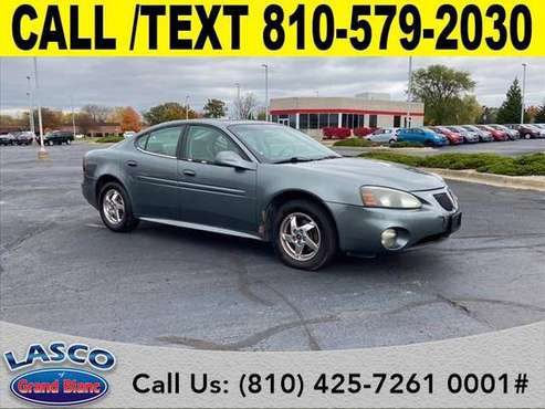 2004 Pontiac Grand Prix GT1 - sedan - cars & trucks - by dealer -... for sale in Grand Blanc, MI
