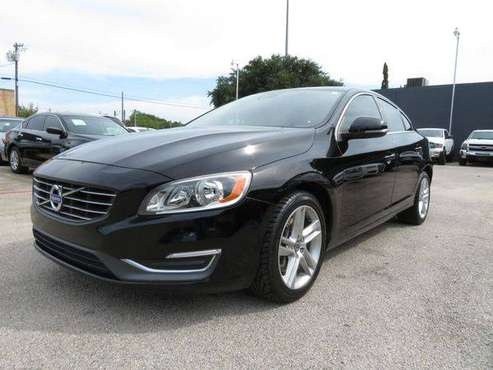 2014 VOLVO S60 T5 -EASY FINANCING AVAILABLE for sale in Richardson, TX