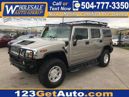 2004 HUMMER H2 Base - EVERYBODY RIDES!!! for sale in Metairie, LA