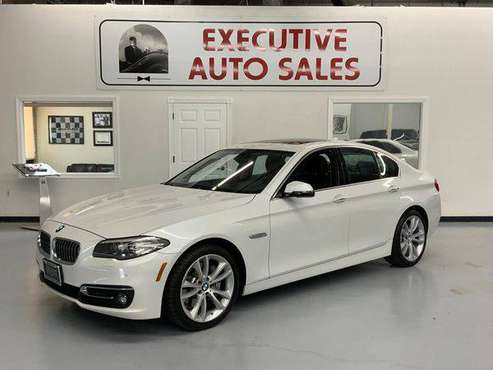 2016 BMW 535i Premium Quick Easy Experience! for sale in Fresno, CA