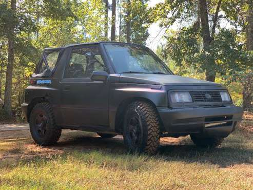 1996 Geo Tracker RWD for sale in Winston, GA