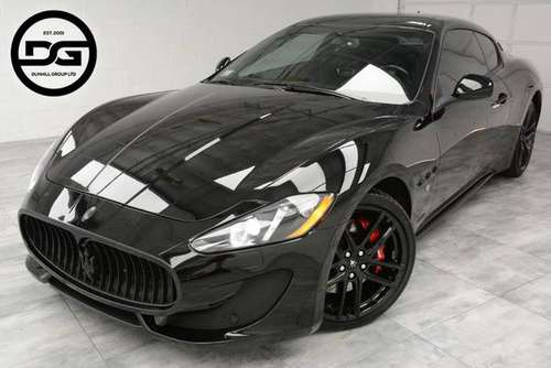 2014 *Maserati* *GranTurismo* *2dr Coupe Sport* Nero for sale in North Brunswick, NJ