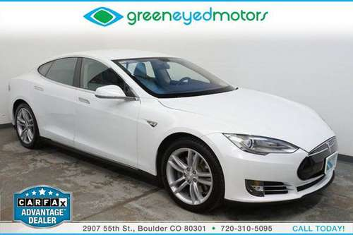 2013 Tesla Model S 85 85 KWh Battery - 100 Electric - 265 Range for sale in Boulder, CO