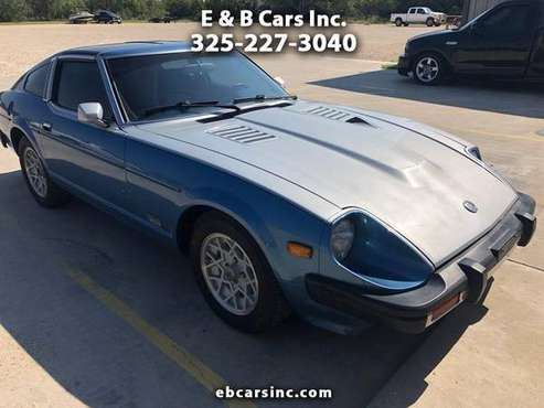 1981 Datsun 280ZX Turbo for sale in SAN ANGELO, TX