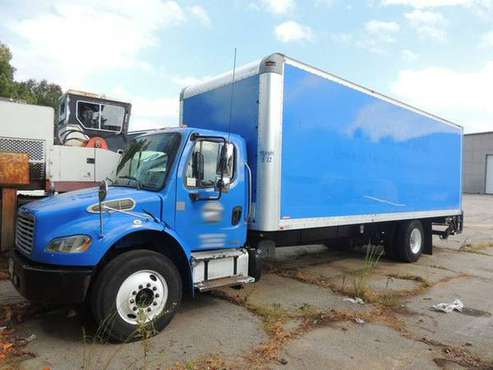 2012 Freightliner M2 26ft Box Truck (Non-Run) RTR# 9093037-01 for sale in Forest Park, GA