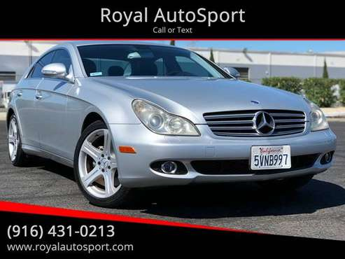 2006 Mercedes-Benz CLS CLS 500 4dr Sedan for sale in Sacramento , CA