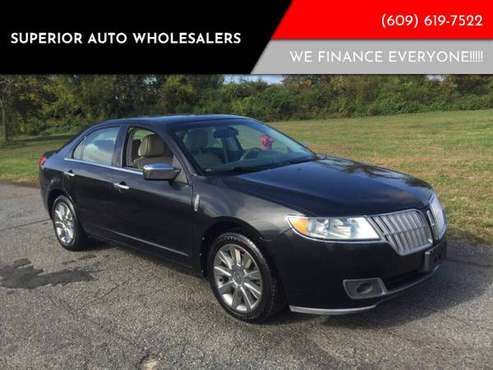 2010 Lincoln MKS--Come drive it--WE FINANCE EVERYONE - cars & trucks... for sale in burlington city, NJ