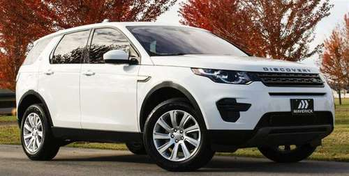 2017 Land Rover Discovery Sport AWD All Wheel Drive SE SUV for sale in Boise, ID