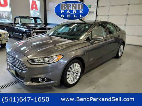 2013 Ford Fusion Energi 4dr Sdn SE - cars & trucks - by dealer -... for sale in Bend, OR