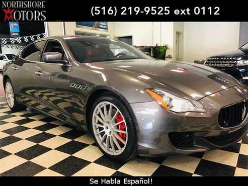 2015 Maserati Quattroporte S Q4 - sedan for sale in Syosset, NY