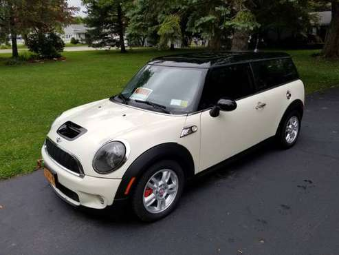 ---》 2009 Mini Cooper S Clubman for sale in Silver Creek, NY
