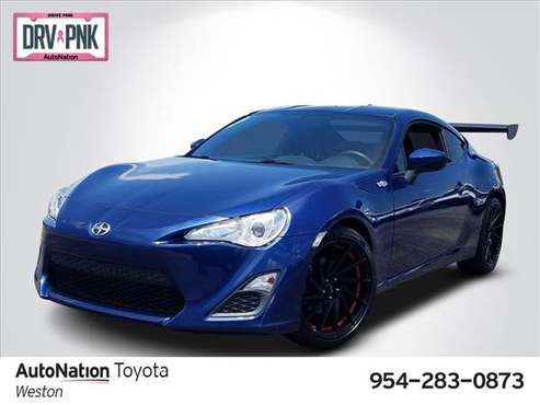 2015 Scion FR-S SKU:F8710617 Coupe for sale in Davie, FL