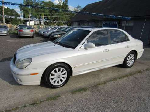 2002 HYUNDAI SONATA GLS with for sale in TAMPA, FL
