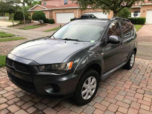 2012 Mistubishi Outlander ES for sale in Ormond Beach, FL