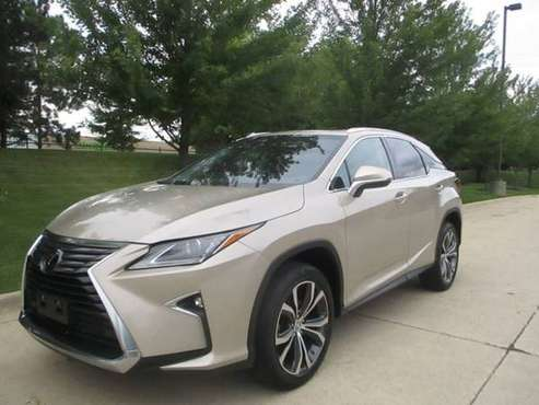 2016 LEXUS RX350 nav and leather for sale in Chicago, WI