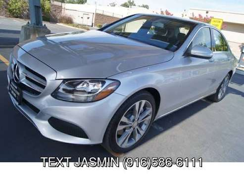 2015 Mercedes-Benz C-Class C 300 LOW MILES C300 LOADED WARRANTY BAD... for sale in Carmichael, CA