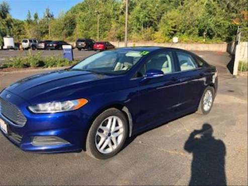 2013 Ford Fusion FWD Sedan for sale in Vancouver, WA