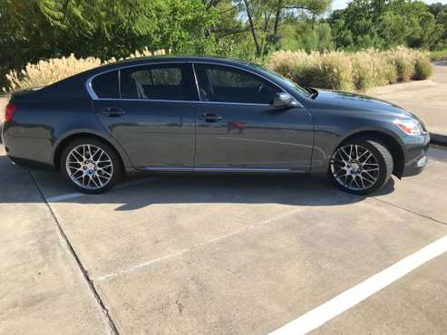Lexus GS300 Low Mileage for sale in Nrh, TX