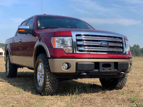 2013 Ford F-150 F150 F 150 Lariat 4x4 4dr SuperCrew Styleside 5.5 ft. for sale in Des Arc, AR