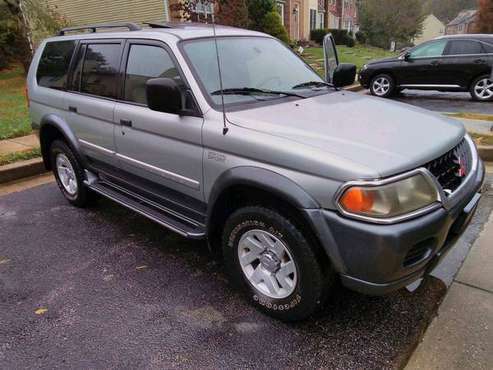 2002 Mitsubishi Montero Sport for sale in Pikesville, MD