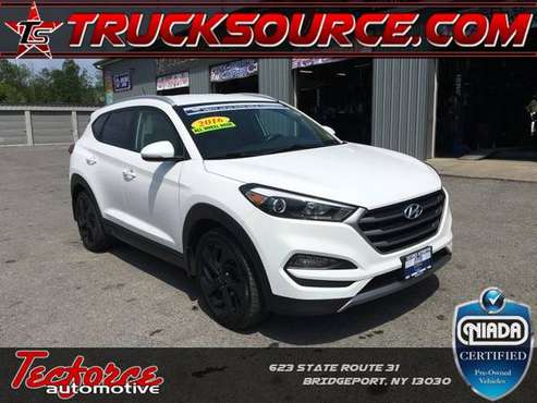 2016 Hyundai Tucson Sport AWD Black Wheels! Guaranteed Credit! for sale in Bridgeport, NY