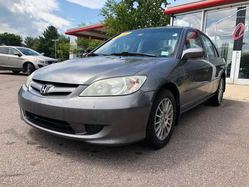 "*****2005 HONDA CIVIC EX ""SPECIAL EDITION""***** for sale in south burlington, VT"