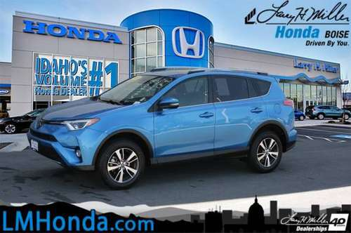 2017 Toyota RAV4 Blue Call Today**BIG SAVINGS** for sale in Boise, ID