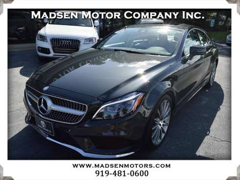 2016 Mercedes CLS400 4MATIC, 34k, showroom new! for sale in Cary, NC