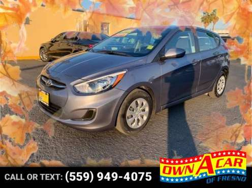 2017 Hyundai Accent SE Hatchback 4D for sale in Fresno, CA