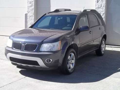 2007 Pontiac Torrent LT AWD - cars & trucks - by dealer - vehicle... for sale in Boone, NC