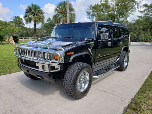 2005 Hummer H2 4WD SUV - Luxury - 4X4 - V8 - H 2 for sale in Lake Helen, FL