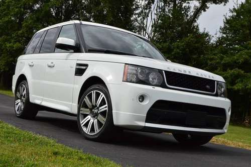 2013 Land Rover Range Rover Sport Supercharged for sale in KANSAS CITY, KS