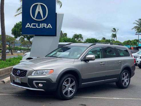 2015 Volvo XC70 T6 AWD 4dr Wagon (midyear release) GOOD/BAD CREDIT... for sale in Kahului, HI
