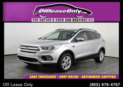2018 Ford Escape SE EcoBoost FWD for sale in West Palm Beach, FL