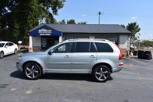 2013 VOLVO XC90 R-DESIGN AWD SUV - EZ FINANCING! FAST APPROVALS! for sale in Greenville, SC