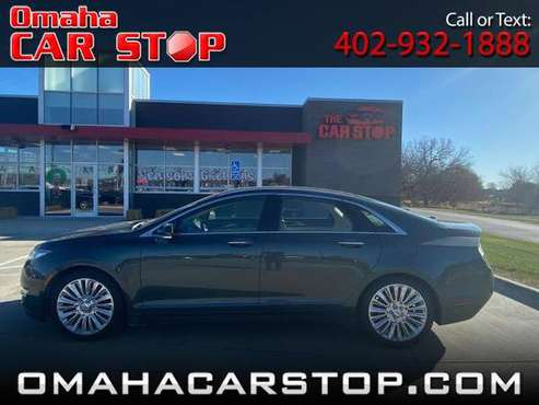 2015 Lincoln MKZ 4dr Sdn FWD - cars & trucks - by dealer - vehicle... for sale in Omaha, NE