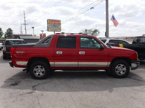 "2004 Chevrolet Avalanche Z71 ""$2299 Down"" for sale in Greenwood, IN"